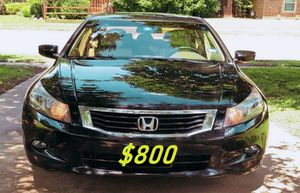 $8OO I sell URGENT my family car 2OO9 Honda Accord Sedan Runs and drives great! Clean title. for Sale in Billings, MT