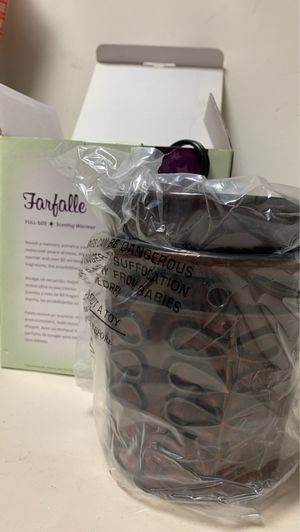Scentsy Full Size Warmer Faralle for Sale in Temple City, CA