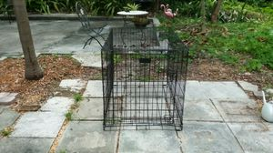 Large Animal Cage for Sale in Fort Lauderdale, FL