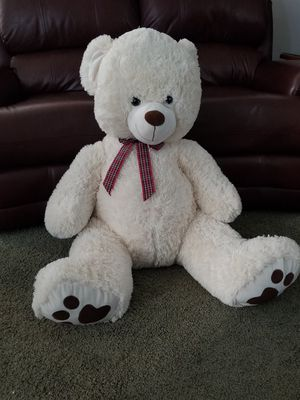 3' tall teddy bear for Sale in Orange, CA
