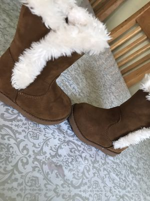 Cat & Jack girl boots for Sale in Kirkland, WA