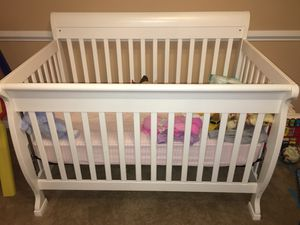 Crib and Mattress for Sale in Herndon, VA