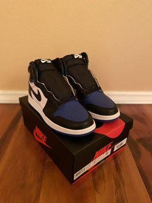 DS Jordan 1 Royal Toe GS Size 6.5Y for Sale in Seattle, WA