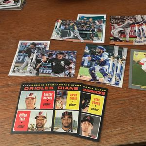 Sports Cards: 2020 Baseball Rookie Cards Lot for Sale in Gilbert, AZ