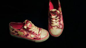 Size 12 hello kitty sneakers for Sale in Reisterstown, MD