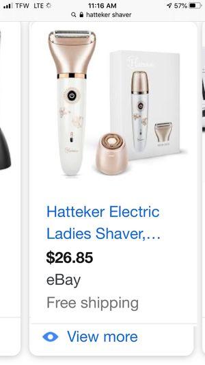 Women's electric shaver for Sale in Van Buren, AR