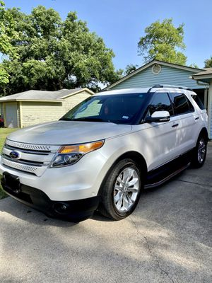 2014 Ford Explorer Limited for Sale in Dallas, TX