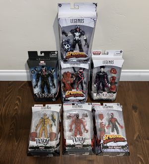 Marvel Legends Venomized Wave for Sale in San Diego, CA