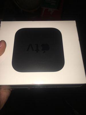 black apple tv 4k for Sale in Philadelphia, PA