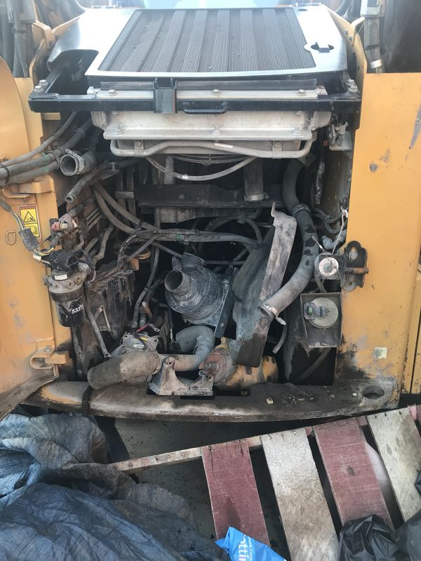 Cat 272C skid steer bobcat (Parting out)