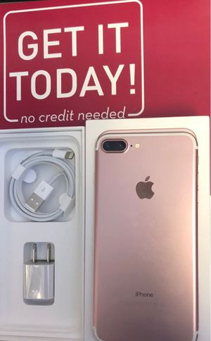 New in box Apple iPhone 7 unlocked for Sale in Everett, WA
