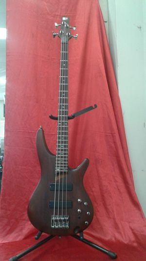 Ibanez Sound Gear 4 String Bass Guitar for Sale in Waterbury, CT
