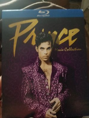 Prince collection cover and dvd set for Sale in Keysville, GA