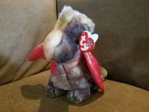 Large Ty beanie baby dragon for Sale in Poulsbo, WA