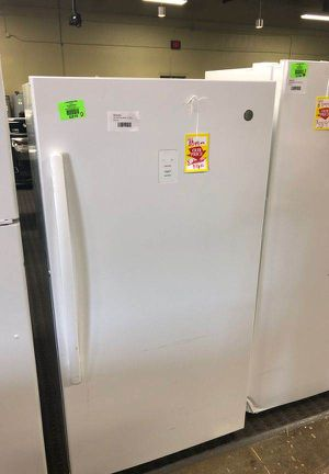 Brand New GE 17.3 cu ft Up-Right Freezer 6B4K2 for Sale in Chino Hills, CA