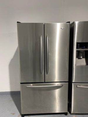 Refrigerator Stainless Steel Maytag for Sale in St. Cloud, FL