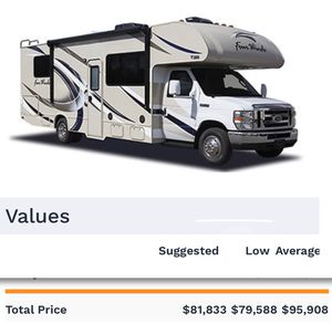 2017 Thor Fourwinds Class C Motorhome/RV for Sale in Anchorage, AK