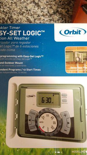 Orbit Sprinkler Timer for Sale in Los Alamitos, CA