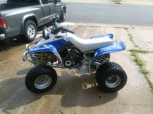 93 yamaha warrior runs perfectly fine jus needs ah rider $1600 obo no trades for Sale in Portsmouth, VA