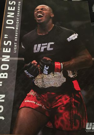 UFC posters for Sale in Selma, CA