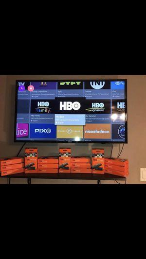 New generation Amazon fire tv stick for Sale in Alsip, IL