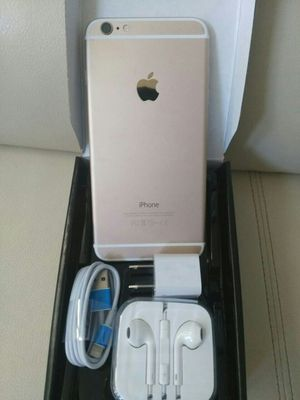 IPhone 6 Plus , Excellent Condition, FACTORY UNLOCKED. for Sale in Springfield, VA