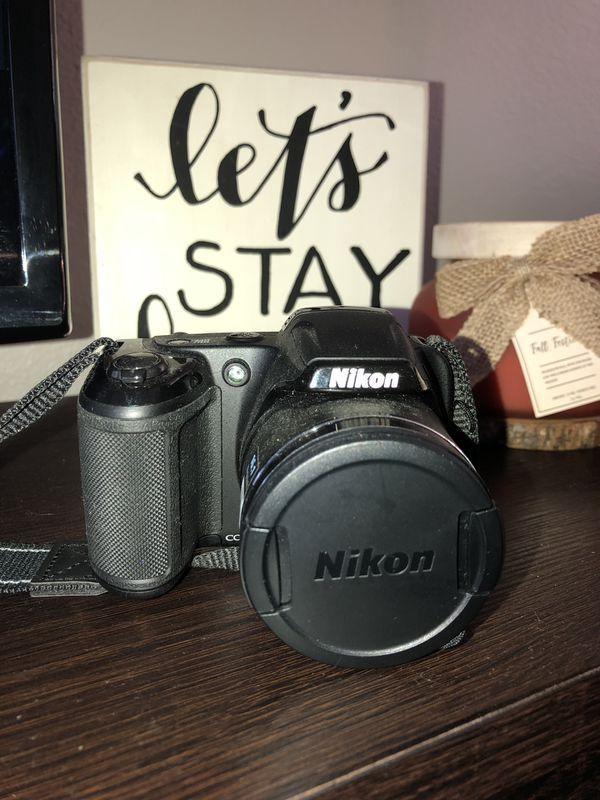 Nikon Cool Pics Digital Camera