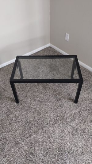 Metal and Glass Coffee Table for Sale in Puyallup, WA