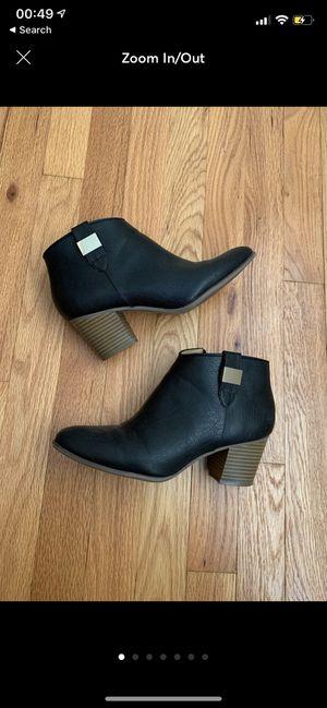 alfani • black booties for Sale in Skokie, IL