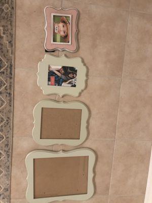 Photo frames from Hobby Lobby for Sale in Phoenix, AZ