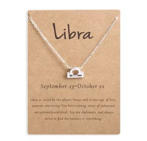 Libra Horoscope Charm Necklace for Sale in San Diego, CA