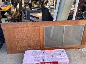 Exterior back door blank for Sale in San Bernardino, CA
