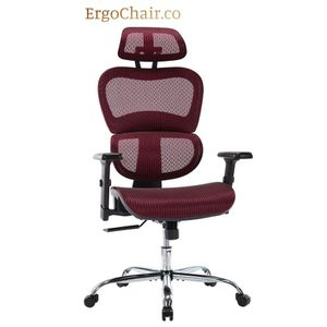 Free Shipping! Ergonomic Mesh Office Chair with Adjustable Headrest & Armrest for Sale in Auburn, WA