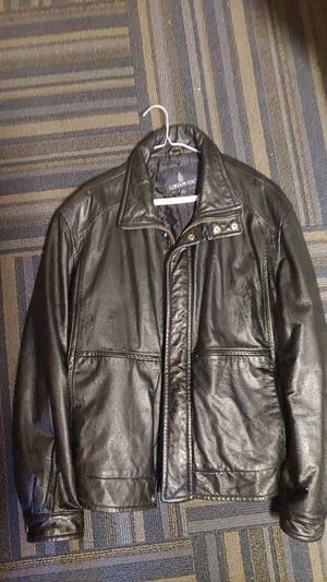 London fog leather jacket XL for Sale in San Diego, CA
