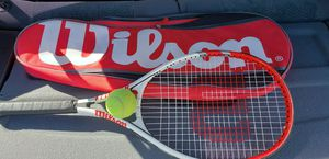 Tennis Racket & Bag for Sale in Palmdale, CA