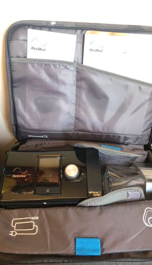 Resmed cpap machine air sense 10 for Sale in West Covina, CA