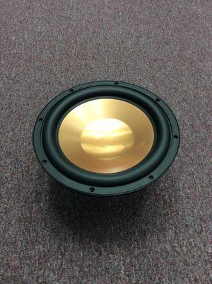 """Klipsch R-100SW 300W 10"""" Subwoofer (speaker only) for Sale in Laurel, MD"""