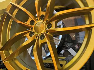 Ipw rims gold 19x8.5/9.5 et35 5-114.3 for Sale in Bronx, NY
