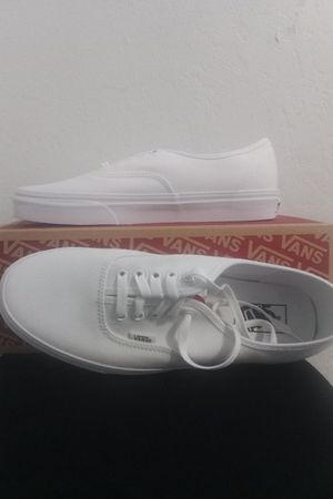 New White Vans for Sale in San Jose, CA