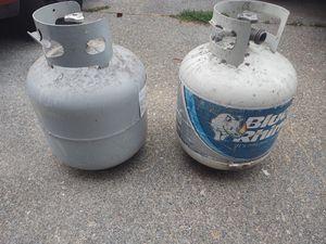 2 propane tank empty for Sale in Renton, WA