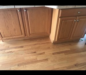 Entire kitchen of cabinets - 15 total for Sale in Northglenn, CO