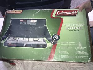 Coleman Camping Stove for Sale in Puyallup, WA