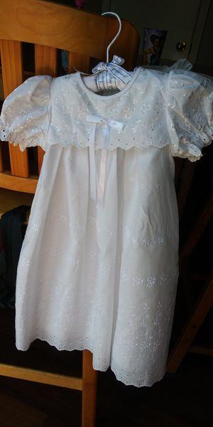 Baptisms dress for Sale in Houston, TX