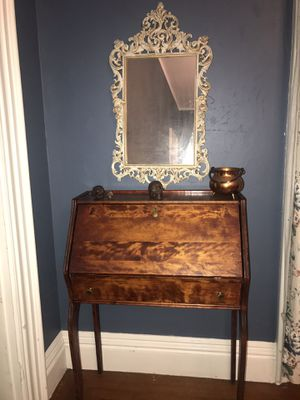 Antique Desk For Sale In Rhode Island Offerup