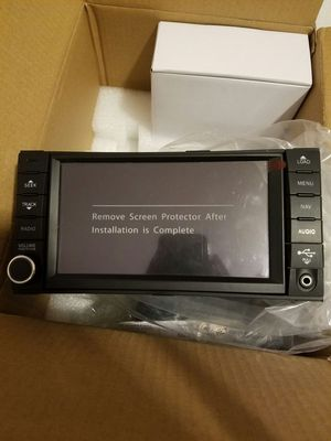 Jeep wrangler navigation and backup camera for Sale in Newton, MA
