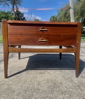 Mid Century Modern Walnut Table for Sale in Indialantic, FL