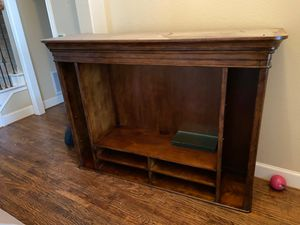 Hutch/Table top cabinet - Free for Sale in Prosper, TX