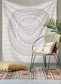 Bohemian Hippie Metallic Shine Wall Tapestry for Sale in Bergenfield,  NJ