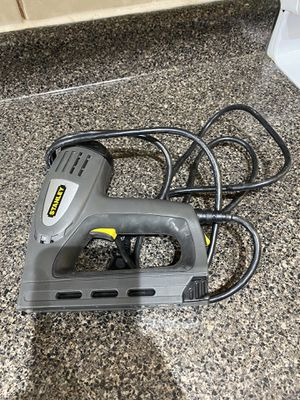 Stanley Electric Staple & Nail Gun for Sale in Chicago, IL