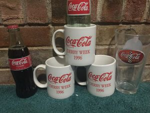 Glass mugs bottles for Sale in Louisville, KY